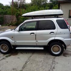 Daihatsu terios, Benzina, SUV