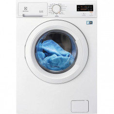 Masina de spalat rufe Electrolux cu uscator EWW1476WD, 7+4 kg, 1400 rpm, Inverter, LCD, TimeManager, clasa B, alb