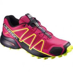 Adidasi Femei Salomon W Terenie Speedcross 4 398423, 37 1/3, 38, 38 2/3, 40, Roz
