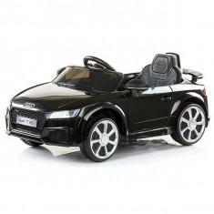 Masinuta electrica Chipolino Audi TT RS Black - Masinuta electrica copii