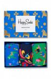 Happy Socks - Sosete (3-pack), Happy Socks