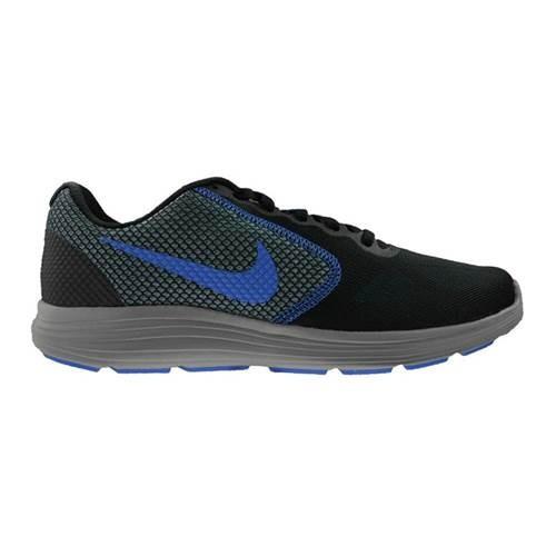 Adidasi Barbati Nike Revolution 3 819300010 foto mare