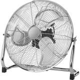 Ventilator podea D35cm 60W, Inox, Tarrington House WM1430, Tarrington House