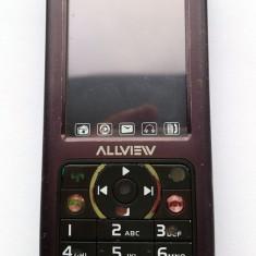 Allview M1 Fusion - Telefon Allview, Negru, Nu se aplica, Neblocat, Fara procesor