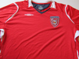 Tricou - Nationala de Fotbal din NORVEGIA