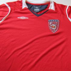 Tricou - Nationala de Fotbal din NORVEGIA, S, Rosu