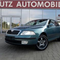 Skoda Octavia II, Motorina/Diesel, Berlina