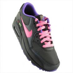 Adidasi Copii Nike Air Max 90 2007 GS 345017008, 36, 38, 39, Violet
