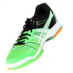 Adidasi Barbati Asics Gelrocket 7 B405N7001, 46, Verde