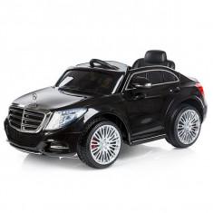 Masinuta electrica Chipolino Mercedes Benz S Class Black - Masinuta electrica copii