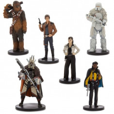 Set 6 figurine Solo: A Star Wars Story, Disney