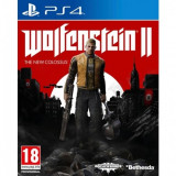 Wolfenstein II The New Colossus PS4 Xbox One, Actiune