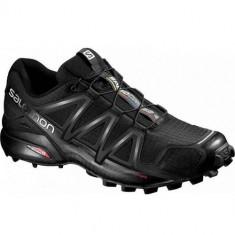 Adidasi Femei Salomon W Terenie Speedcross 4 383097, 36, 36 2/3, 37 1/3, 38, 38 2/3, 39 1/3, 40, 40 2/3, 41 1/3, 42, Negru