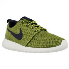Adidasi Femei Nike Rosherun 511882304, 38, 40.5, Verde