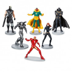 Set figurine Marvel Avengers, Disney