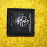 Ceas de barbati cu bratara metalica - Ceas barbatesc, Quartz
