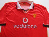 Tricou fotbal - MANCHESTER UNITED (nr.7 Beckham), XL, Din imagine, De club