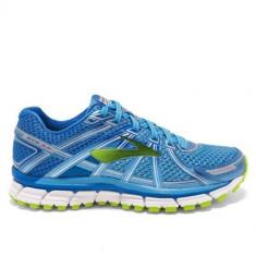 Adidasi Femei Brooks Adrenaline Gts 17 W 1202311B464, 37.5, 38, 39, 40, 40.5, Albastru
