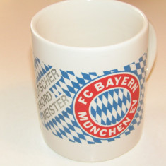 Cana suporter fotbal - BAYERN MUNCHEN
