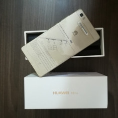 Telefon mobil Huawei P8 Lite - Telefon Huawei, Auriu, Vodafone