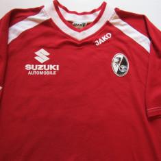 Tricou fotbal - FC FREIBURG (Germania) - Tricou echipa fotbal, Marime: XXL, Culoare: Din imagine, De club, Maneca scurta