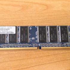 Ram PC elixir 512MB 400 MHz M2Y51264DS88B1G-5T - Memorie RAM Elixir, DDR