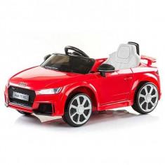 Masinuta electrica Chipolino Audi TT RS Red - Masinuta electrica copii