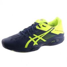Adidasi Barbati Asics Gelsolution Speed 3 4907 E600N4907, 41.5, 43.5, 44, 44.5, 45, 46, Bleumarin, Negru