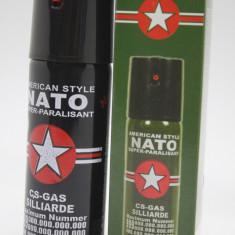 Spray Paralizant Nato Autoaparare Cu Piper Lacrimogen 60ml