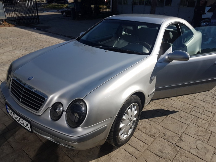 Mercedes CLK 2.0 Kompressor