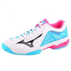 Adidasi Femei Mizuno Wave Exceed 2 CC Womens 61GC182309 - Adidasi dama Mizuno, Marime: 38, 38.5, 39, 40, 40.5, Alb