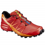 Adidasi Barbati Salomon W Terenie Speedcross Pro 392390, 41 1/3, 42, 42 2/3, 43 1/3, 44, 45 1/3, Rosu