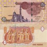 EGIPT 1 pound 28 decembrie 2016 UNC!!!