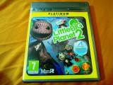 Joc Little big Planet 2, PS3, alte sute de jocuri!, Actiune, 16+, Single player, Sony
