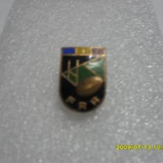Insigna       Fed. Romana de Rugby