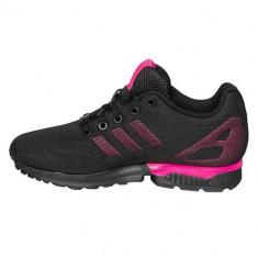 Adidasi Copii Adidas ZX Flux K S74954, Marime: 39 1/3, Negru