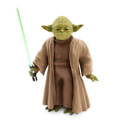 Jucarie interactiva Yoda din Star Wars, Disney