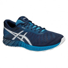 Adidasi Barbati Asics Fuzex Lyte T620N5101, 41.5, 43.5, Albastru, Negru