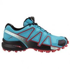 Adidasi Femei Salomon Speedcross 4 L38310200, 37 1/3, 38, 38 2/3, 39 1/3, Albastru