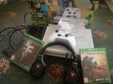 Consola Xbox One S cu 9 jocuri