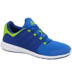 Adidasi Copii Adidas Sflex K AF4565, Marime: 36 2/3, 38, 39 1/3, 40, Albastru
