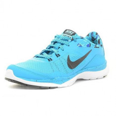 Adidasi Femei Nike Flex Trainer 5 Print 749184402, 36, Albastru