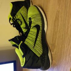 Bascheti copii - Adidasi copii Nike, Marime: 35.5, Culoare: Verde