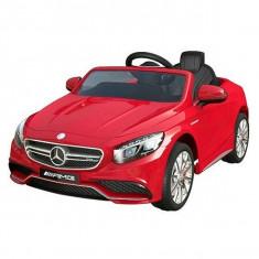 Masinuta electrica Chipolino Mercedes Benz AMG Red - Masinuta electrica copii