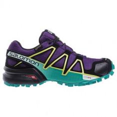 Adidasi Femei Salomon Speedcross 4 Gtx L39240500, 36 2/3, 37 1/3, 38 2/3, Violet