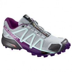 Adidasi Femei Salomon Speedcross 4 W L39466400, 36 2/3, 37 1/3, 38 2/3, Violet