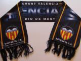 Esarfa fotbal - CF VALENCIA (Spania)