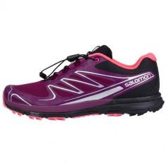 Adidasi Femei Salomon Sense Pro W 359701, 38, Violet