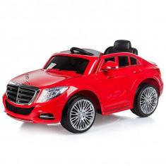 Masinuta electrica Chipolino Mercedes Benz S Class Red - Masinuta electrica copii