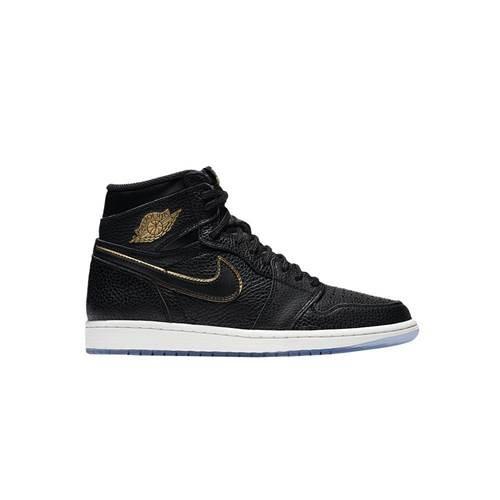 Adidasi Barbati Nike Air Jordan I Retro High OG 555088031 foto mare